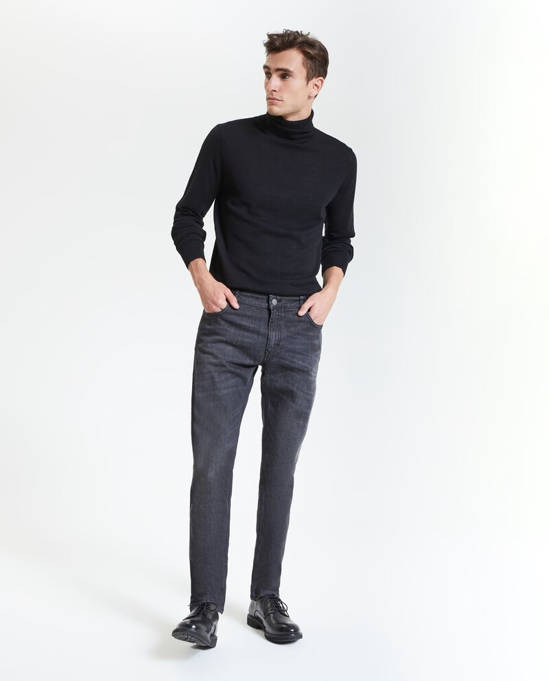 Jeans cinque tasche uomo