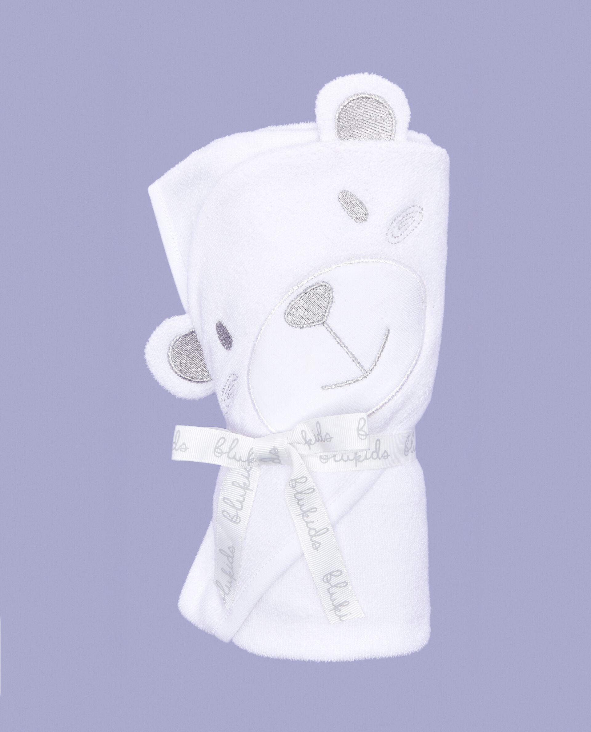 Asciugamano angoli