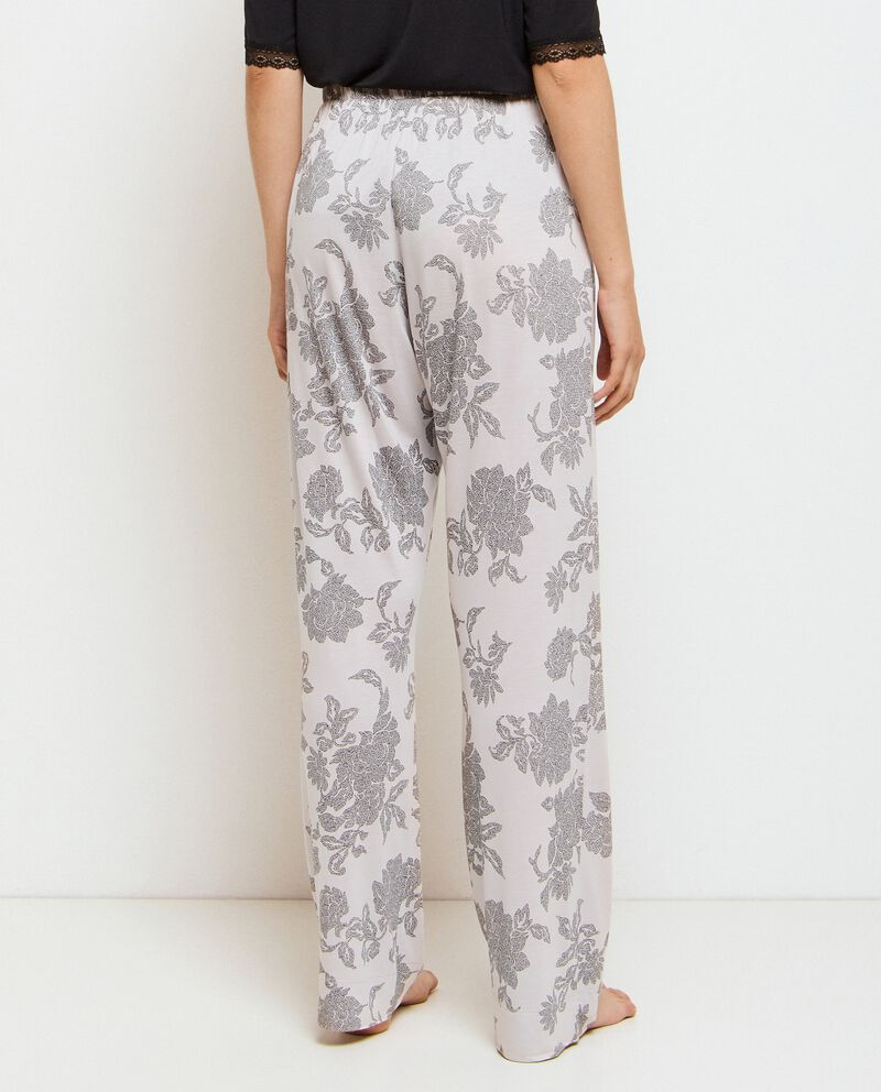 Pantaloni pigiama donna single tile 1