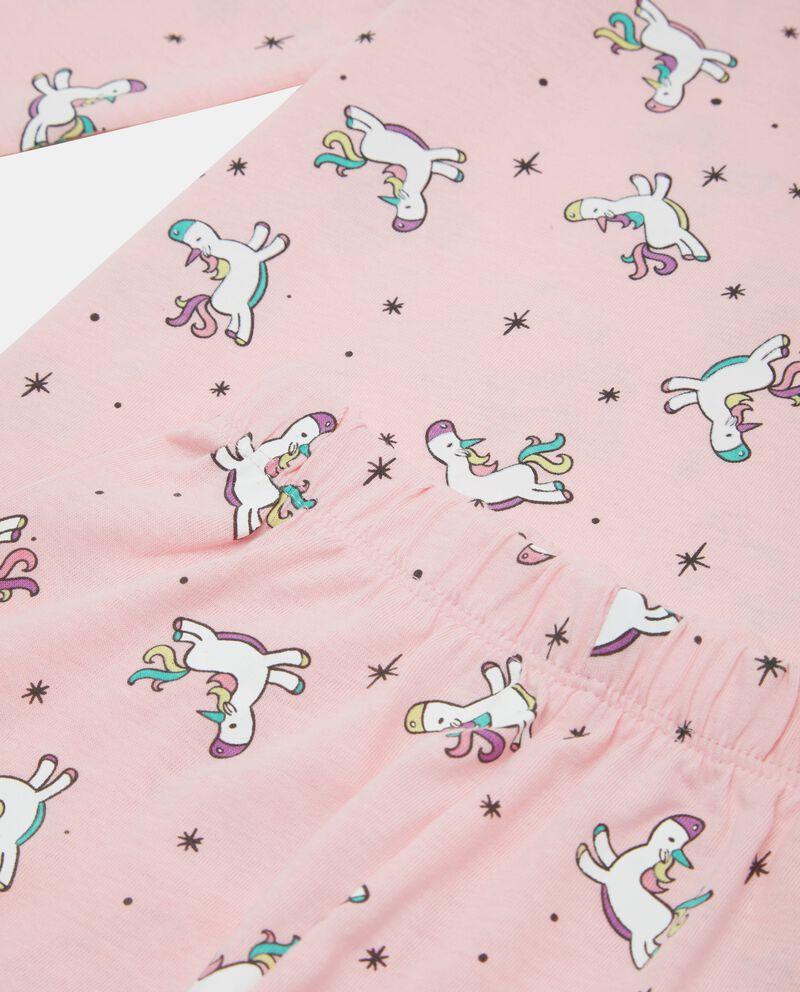 Set pigiama Unicorn in puro cotone