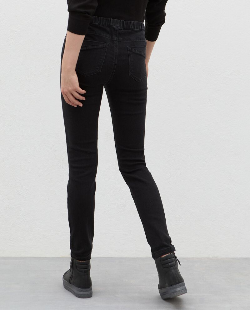 Jeggings in jersey donnadouble bordered 1