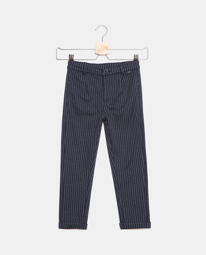 Pantaloni gessati bambino