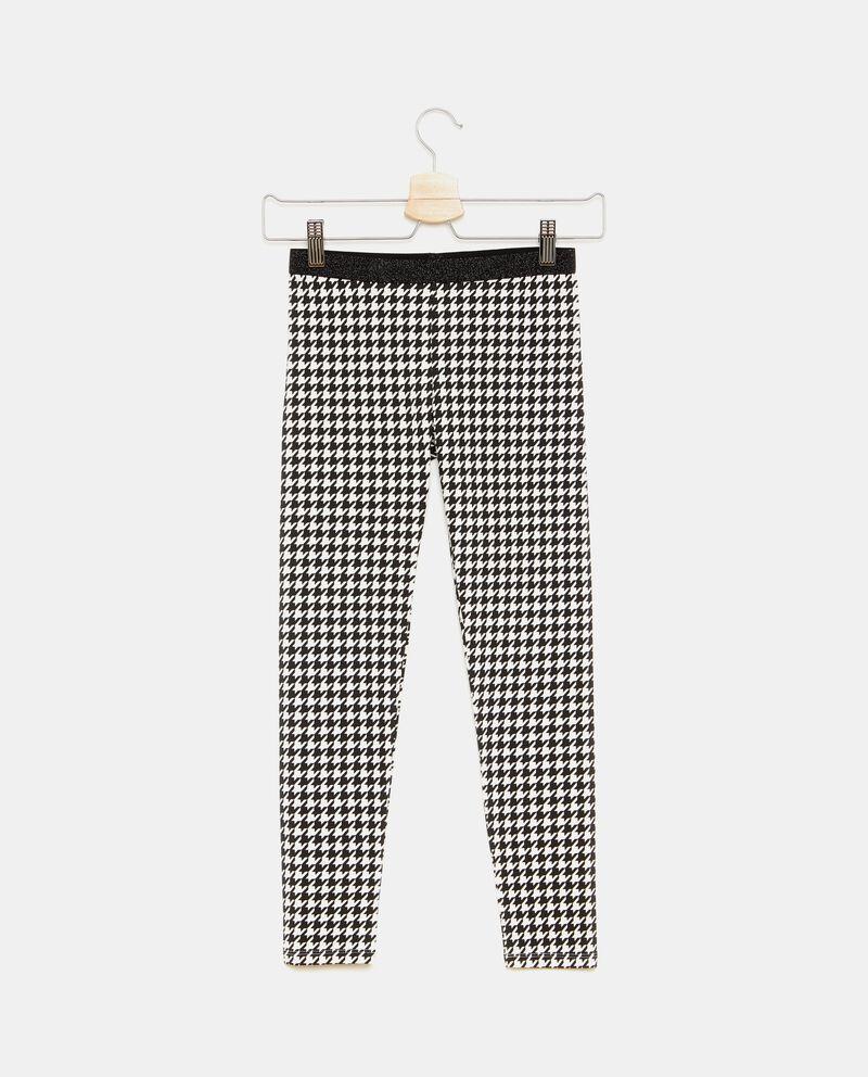 Pantaloni pied de poule ragazza
