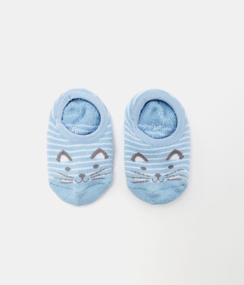 Scarpine in maglia per bebè