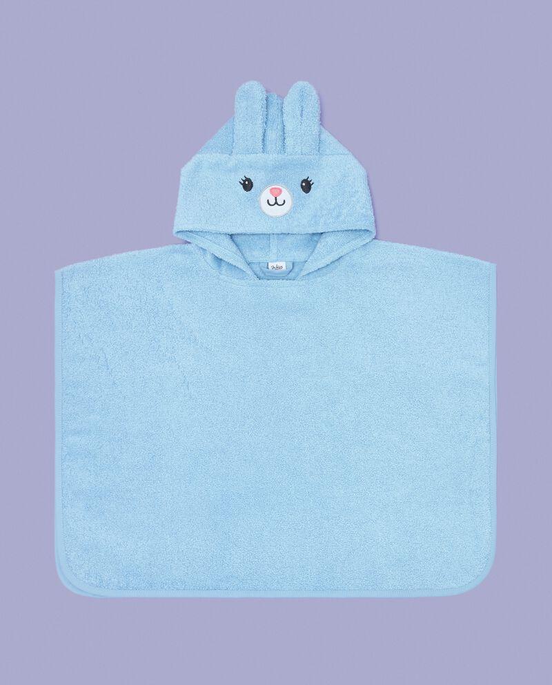 Asciugamano con cappuccio neonato