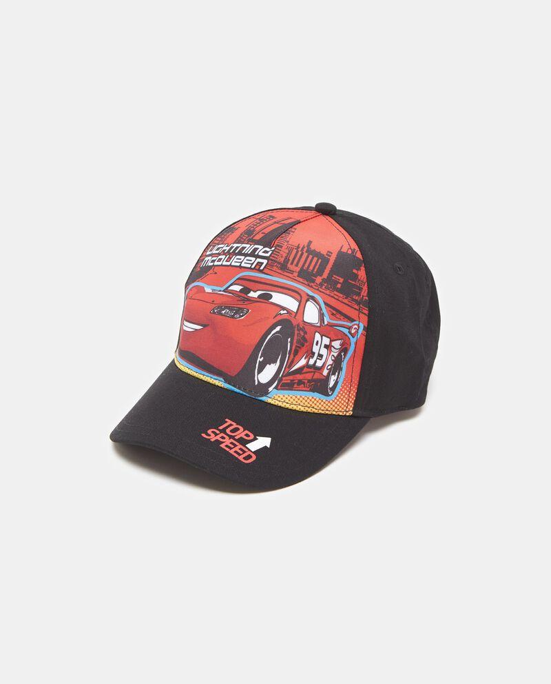 Cappellino con visiera e stampa Cars