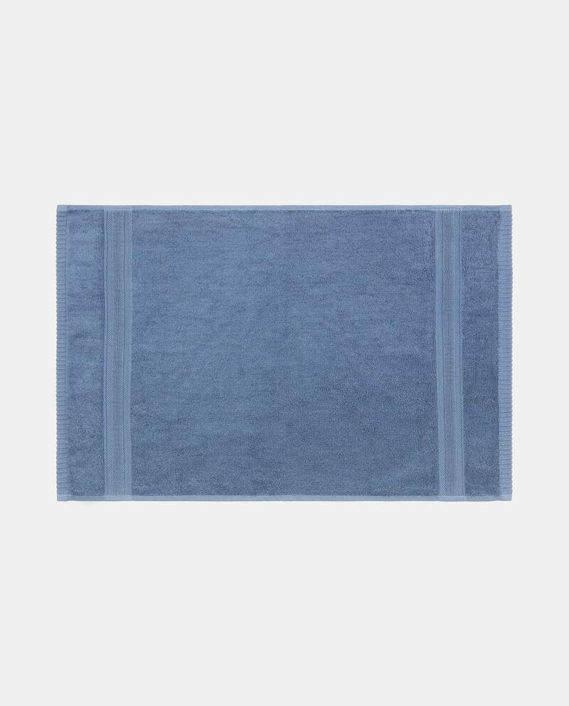 Asciugamano tinta unita e puro cotone