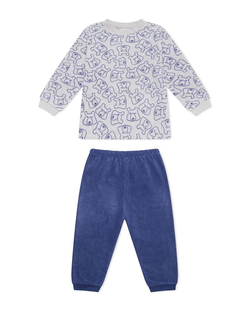 Set pigiama fantasia con orsi bambino