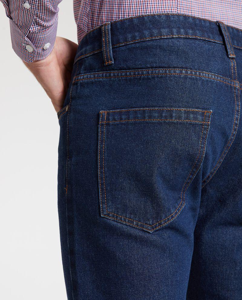 Jeans fit regular uomo