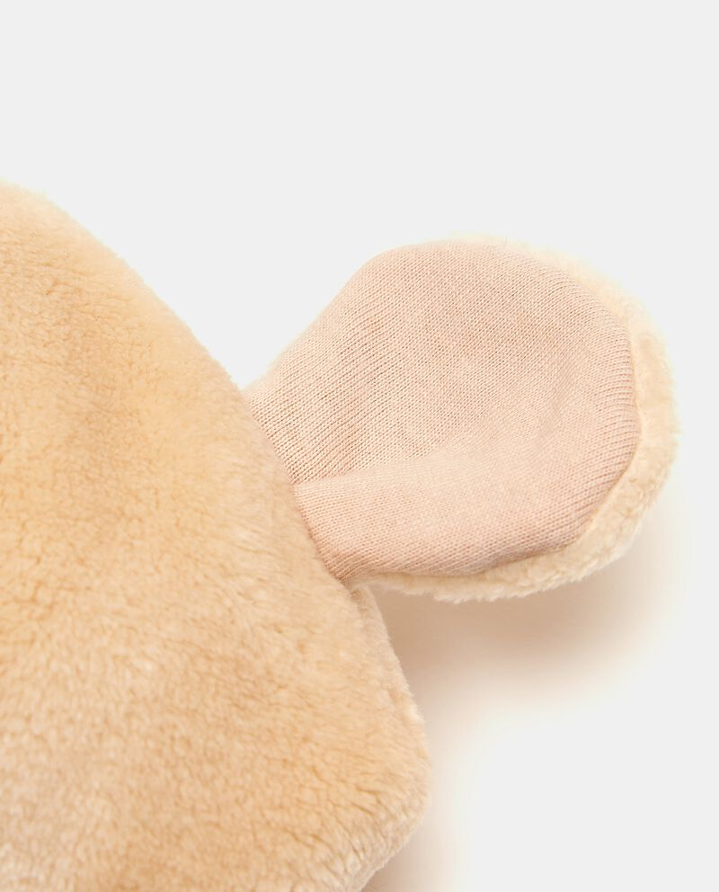 Berrettino morbido con orecchie neonata