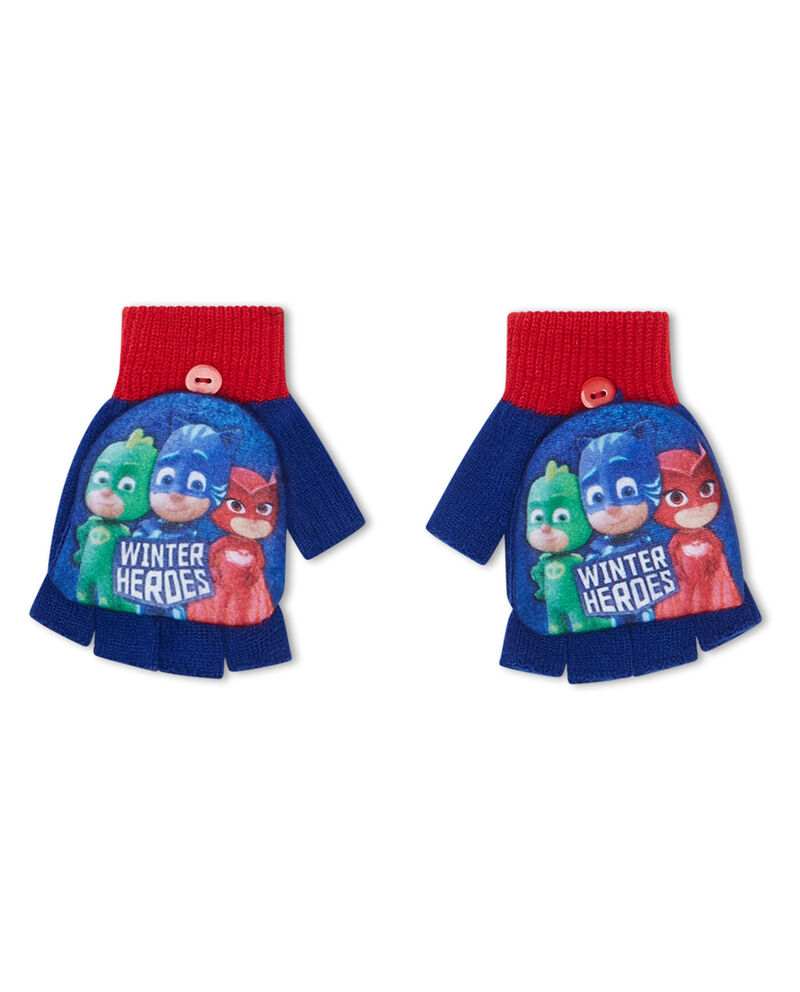 Guanti stretch stampa PJ Masks