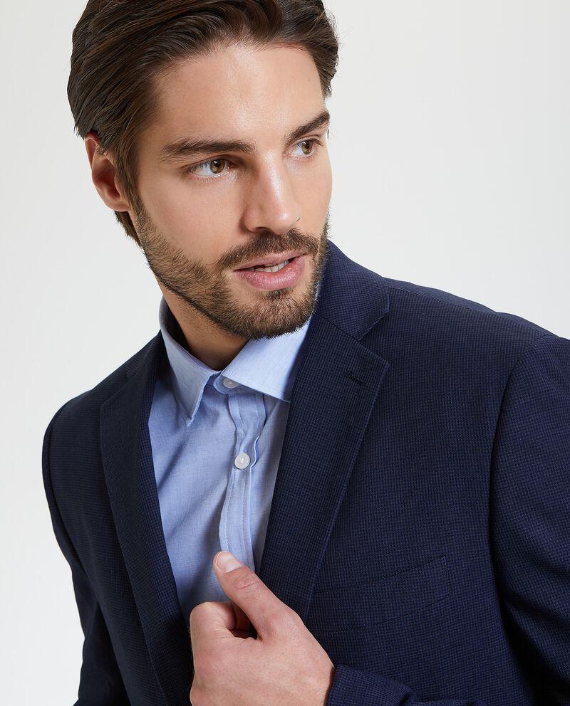 Abito con giacca blazer e pantalone elegante uomo