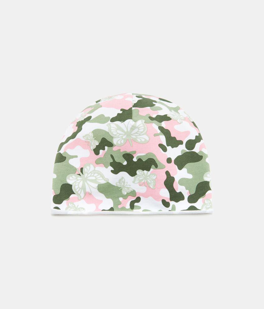 Cappellino con fantasia militare