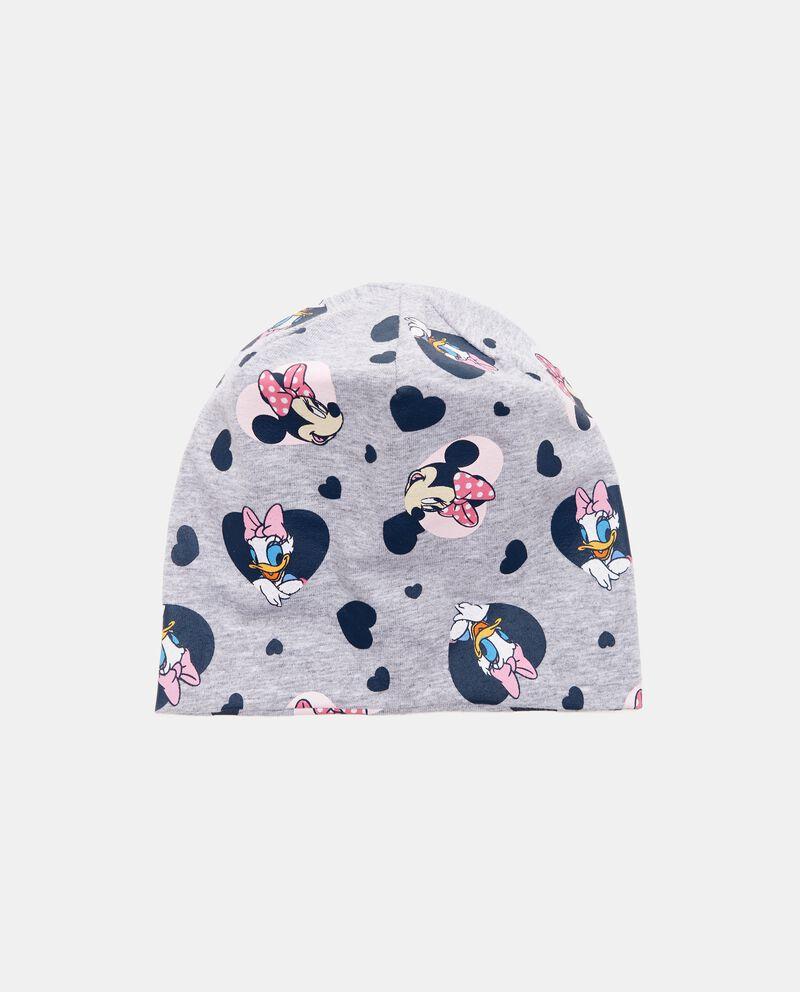 Cappello invernale con fantasia cuori