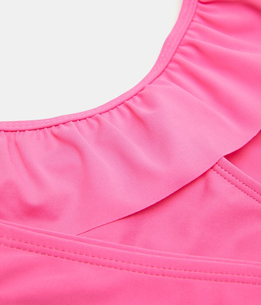 Costume bikini in tinta unita double 2