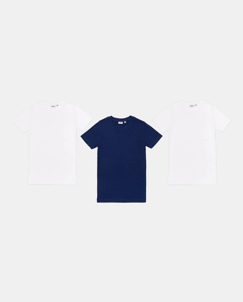 Set con magliette intime in puro cotone