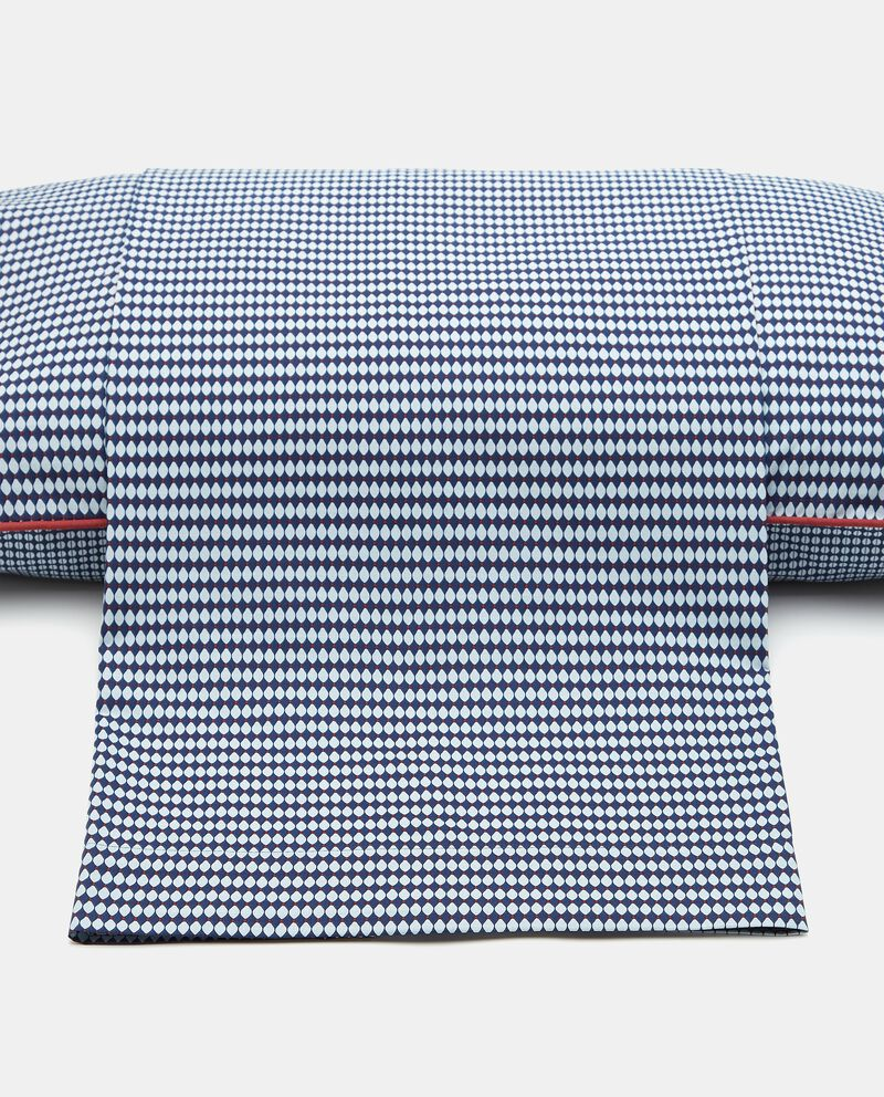 Lenzuola di puro cotone stampa dots di puro cotone cover