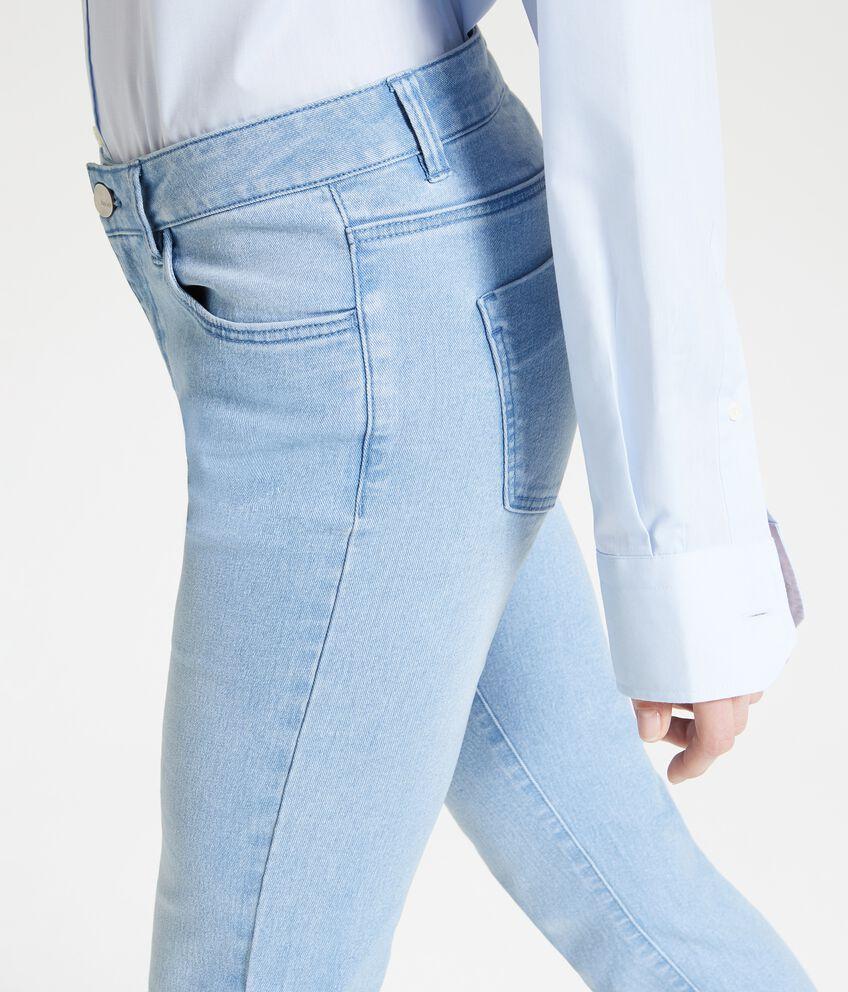 Jeans denim slim fit donna