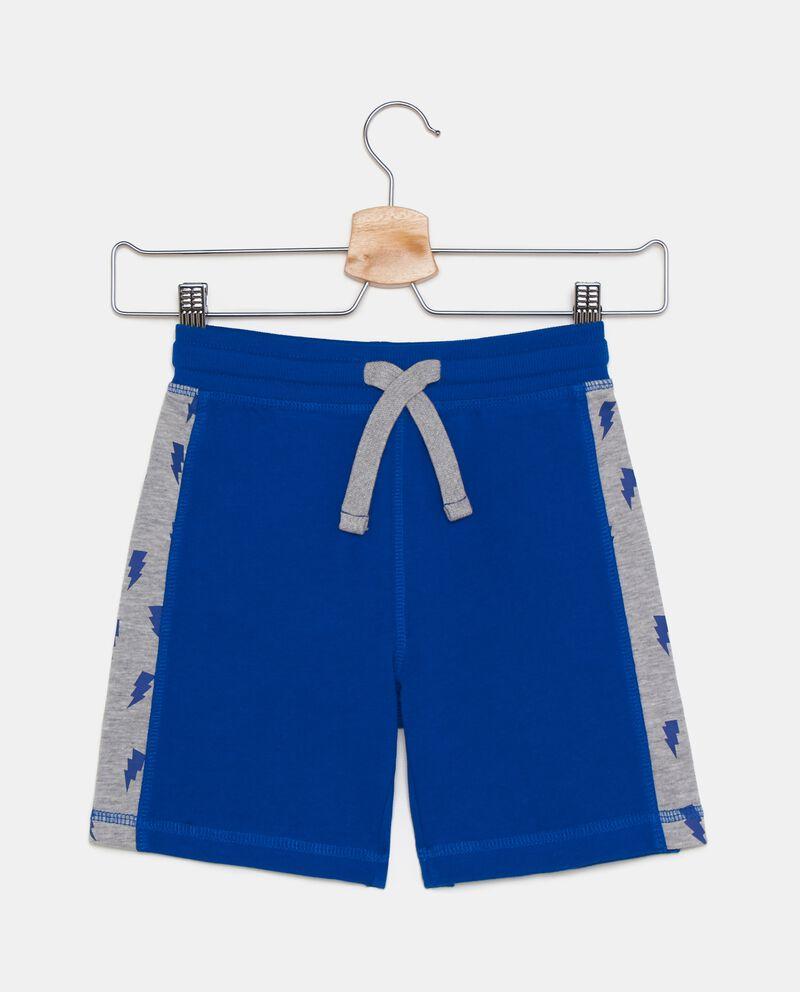 Shorts con inserti laterali bambino