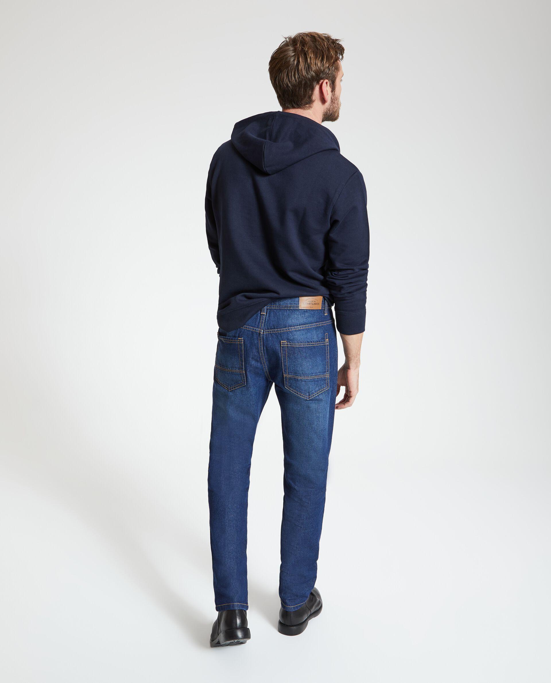 Jeans delavati uomo regular