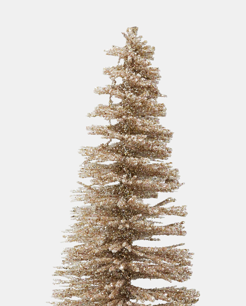 Pino natalizio decorativo glitterato