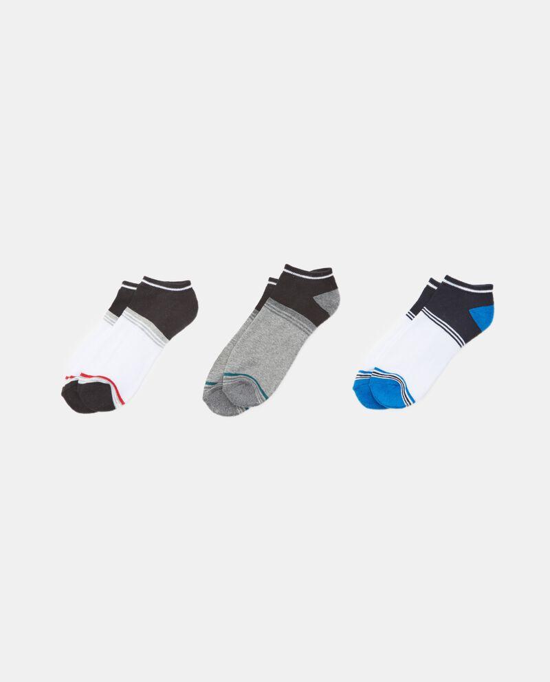 Set calzini sportivi uomo