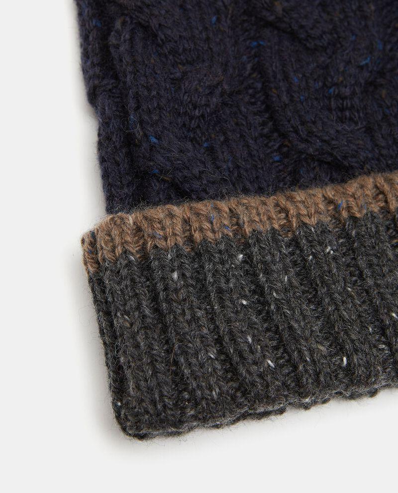 Cappello tricot uomo