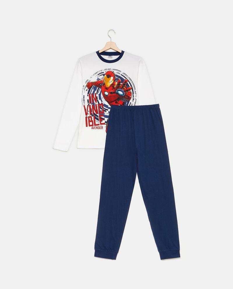 Set pigiama t-shirt e pantaloni lunghi ragazzo