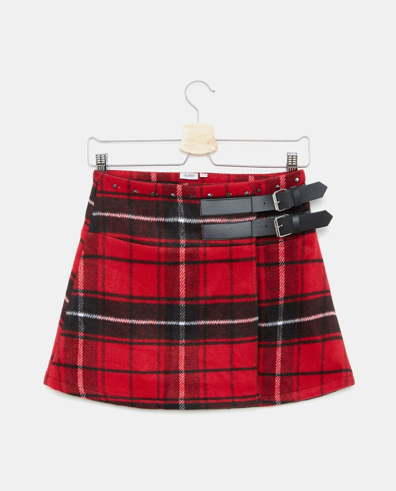 Gonna in tartan ragazza