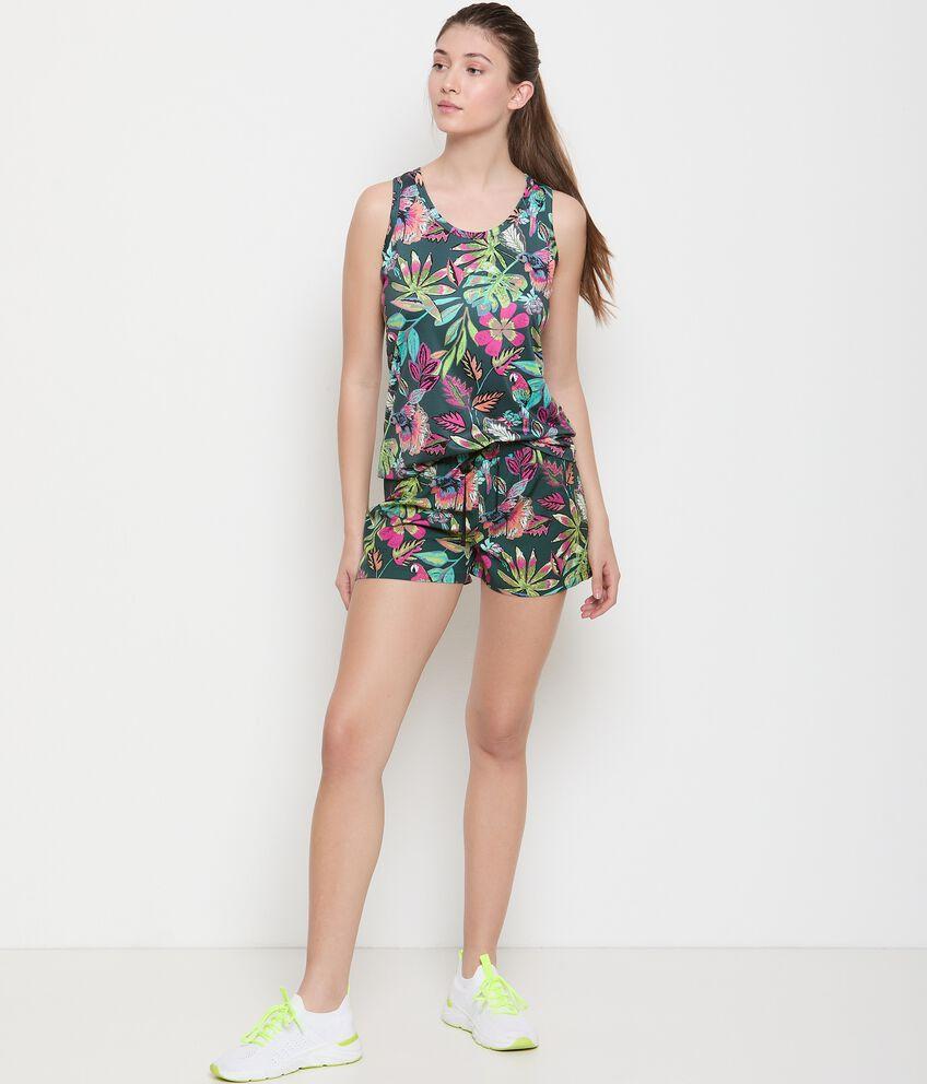 Shorts Fitness stampati donna