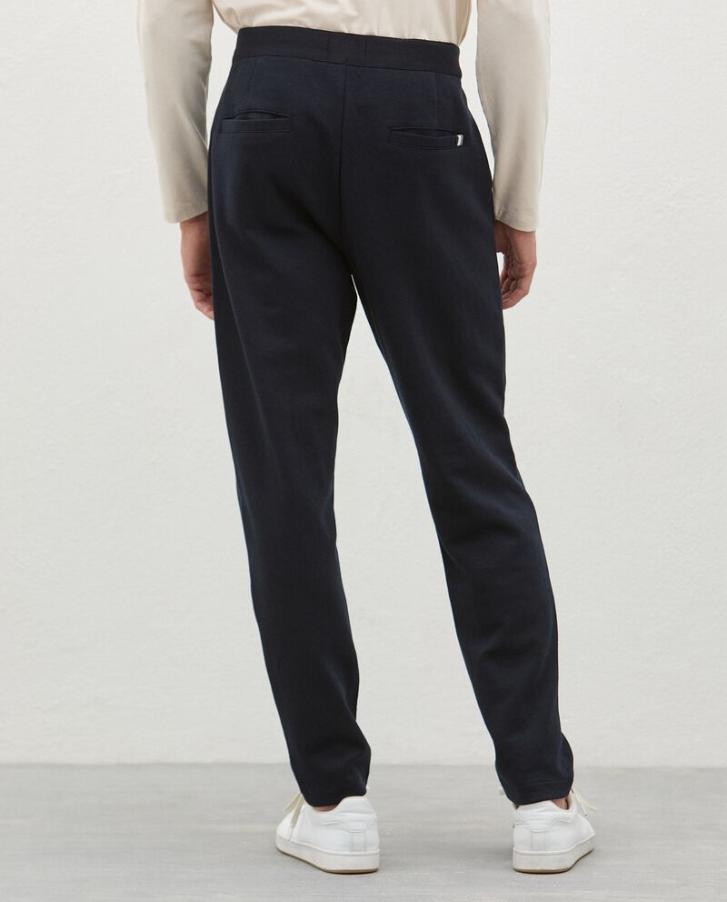 Joggers con coulisse in cotone Fitness uomo single tile 1