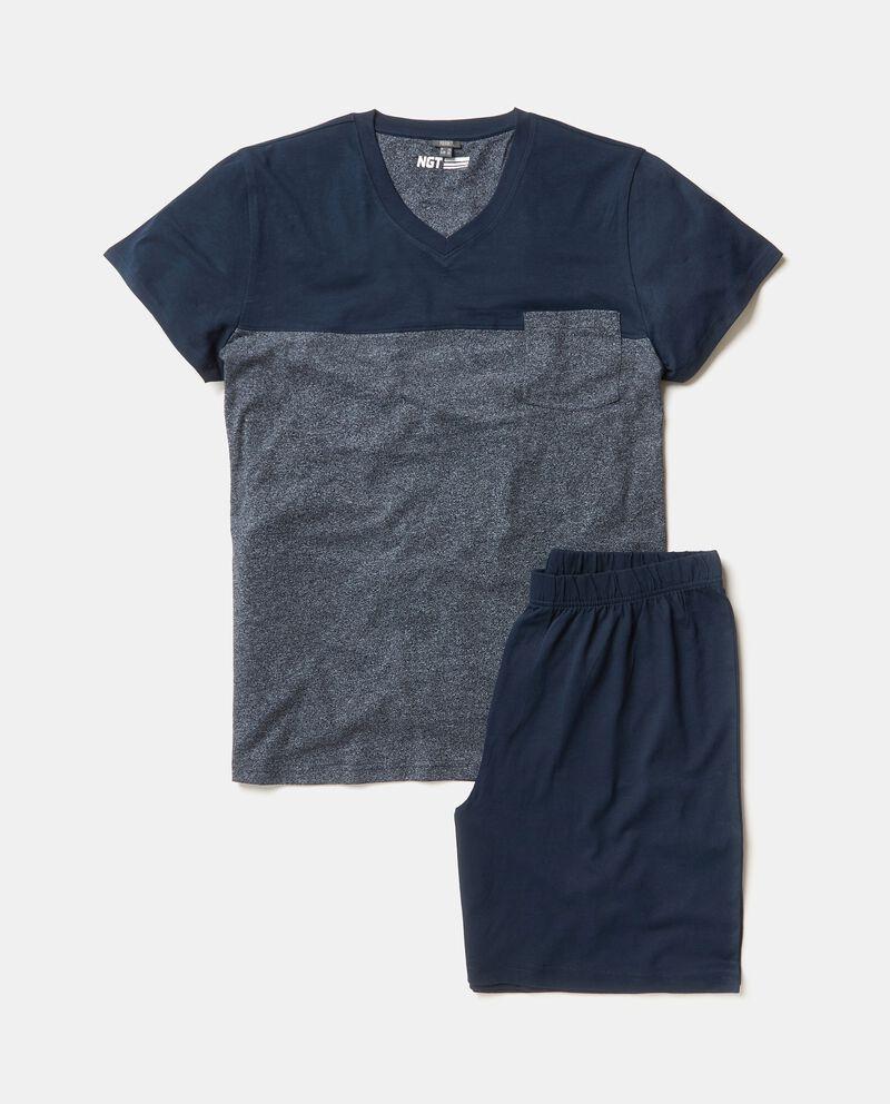 Set pigiama t-shirt e bermuda