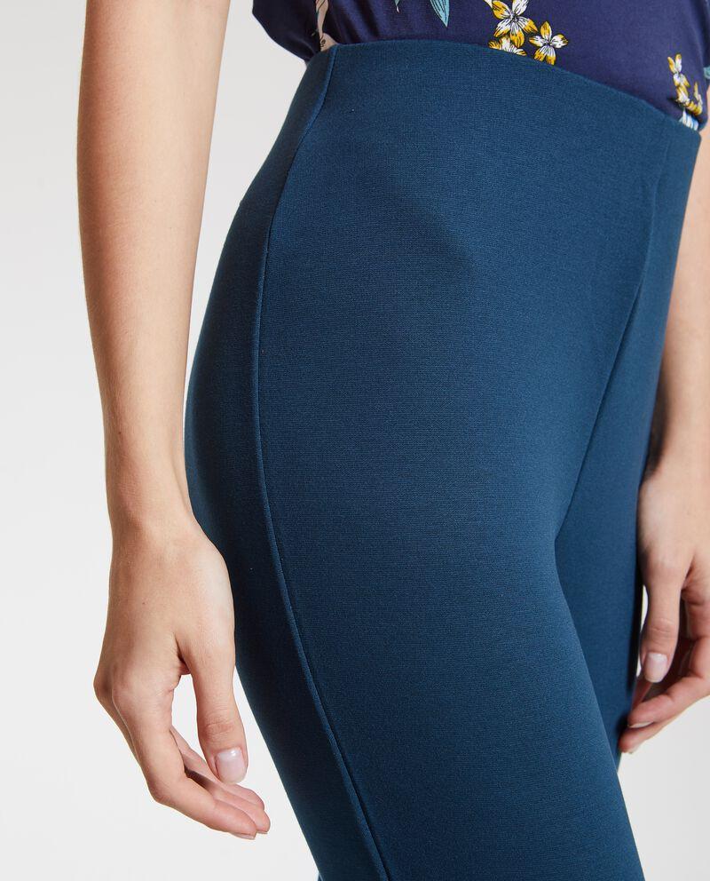 Leggings in viscosa misto elastane donna