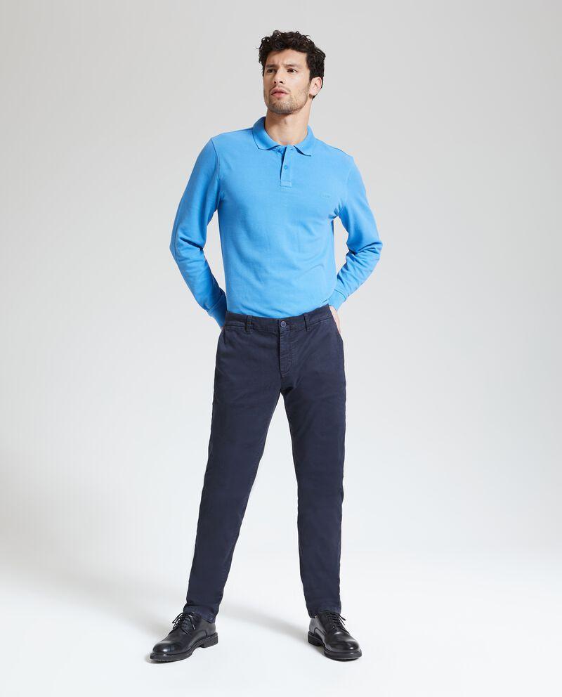 Pantaloni chino casual uomo