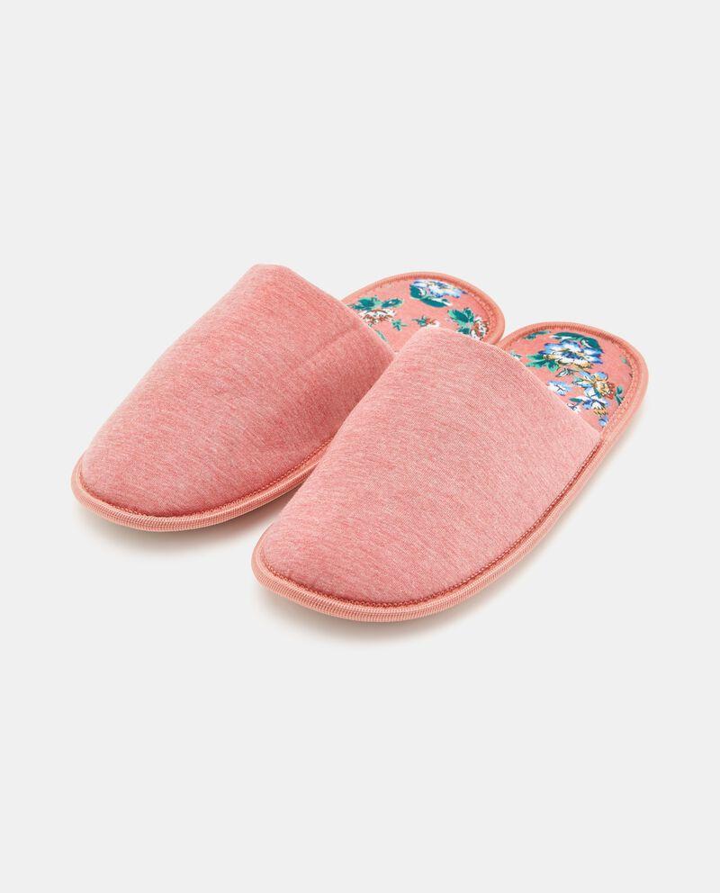 Pantofole mélange donna