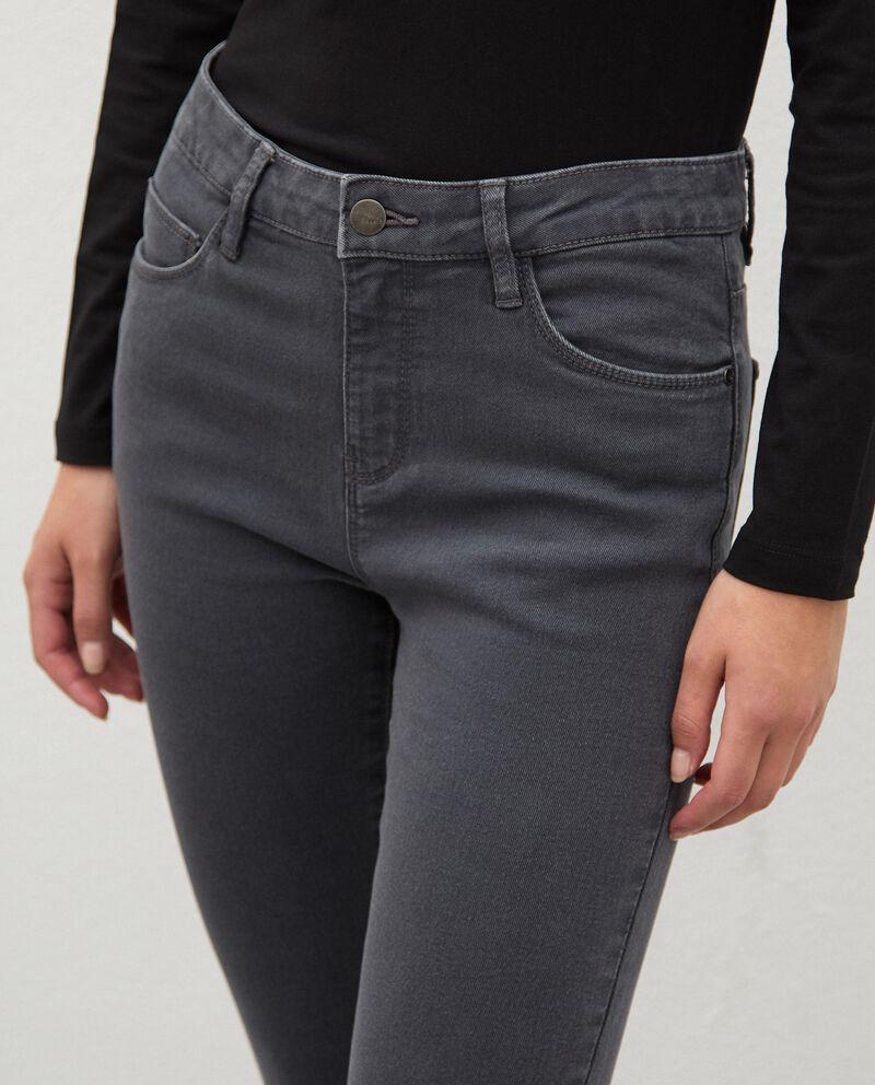 Jeans skinny in cotone stretch donna single tile 2