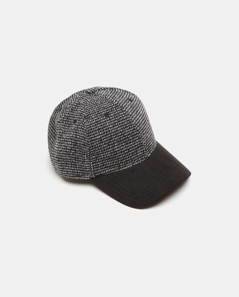 Cappello da baseball invernale uomo