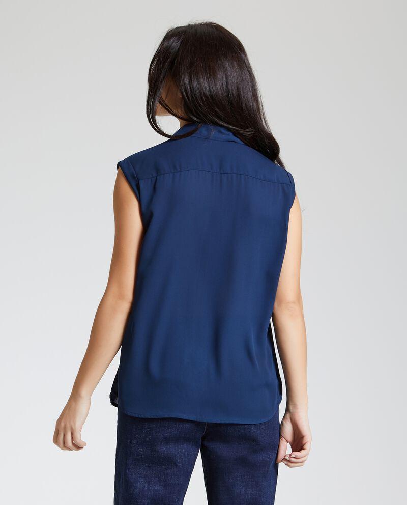 Camicia senza maniche donna single tile 2