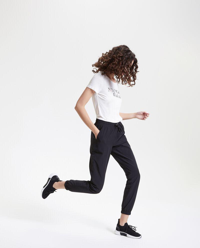 Pantaloni morbidi Fitness donna