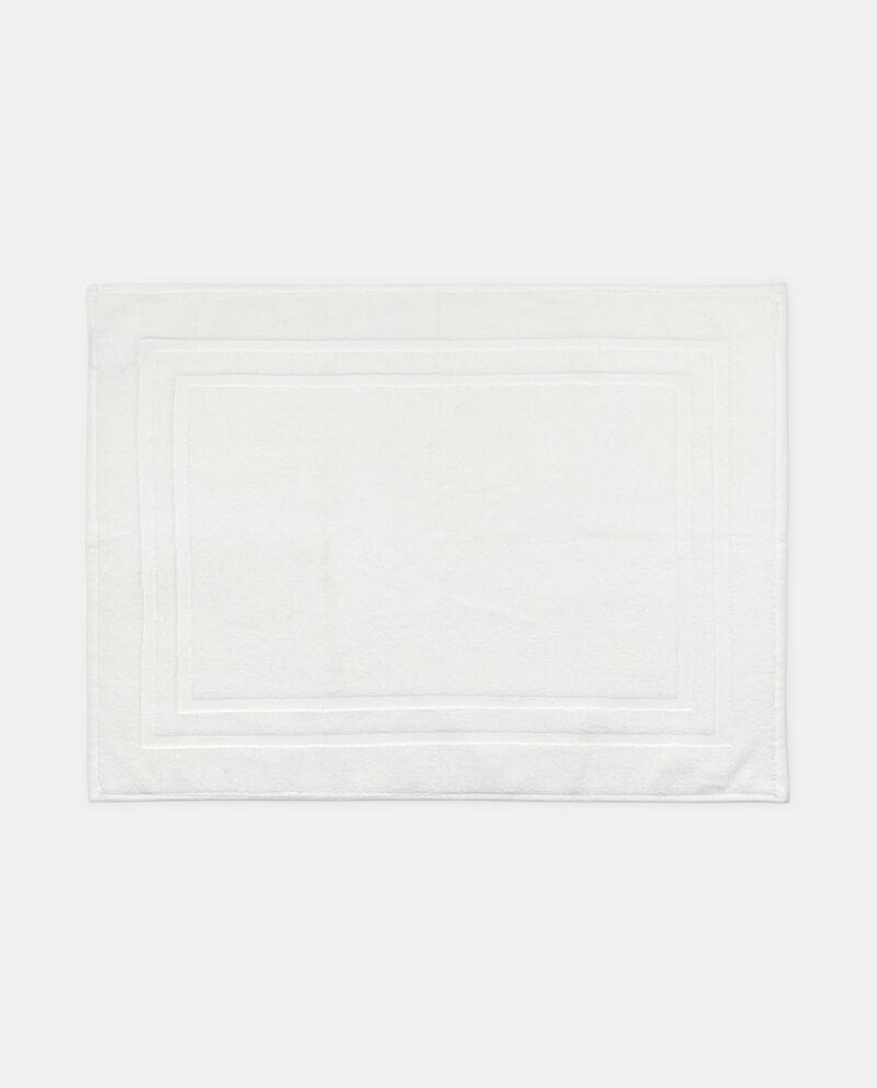 Scendidoccia in puro cotone con bordatura