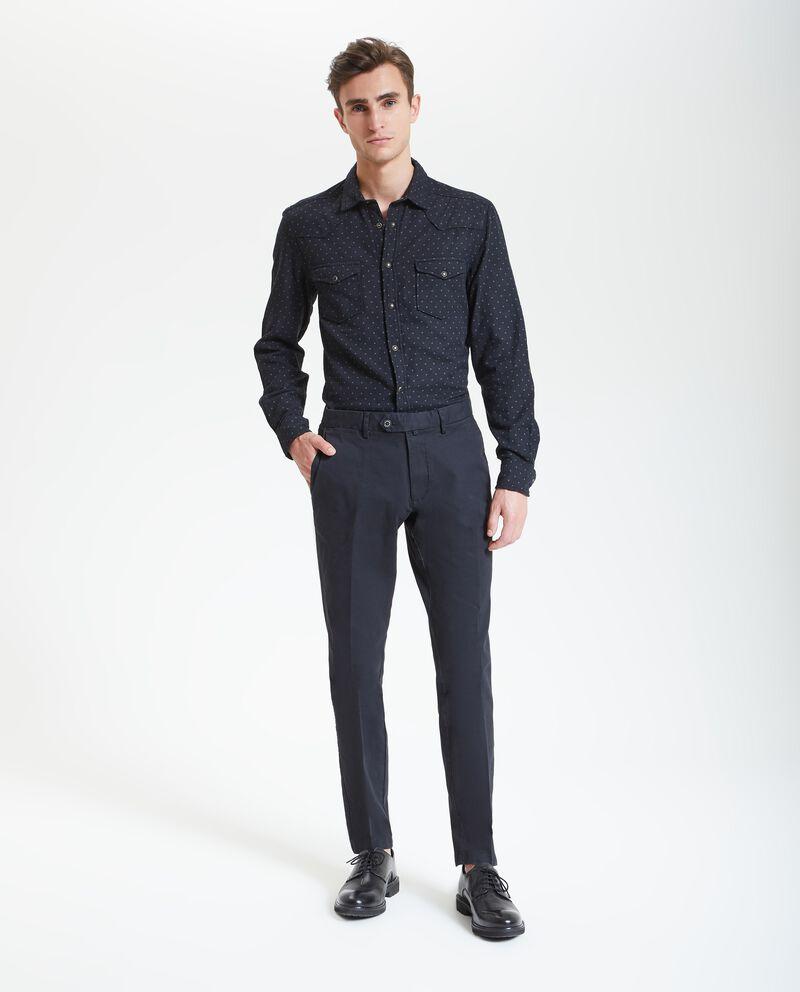 Pantaloni chino uomo