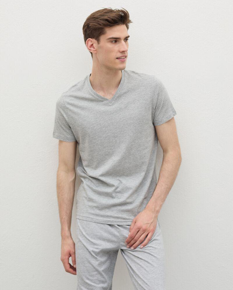 T-shirt intima di cotone organico uomo cover