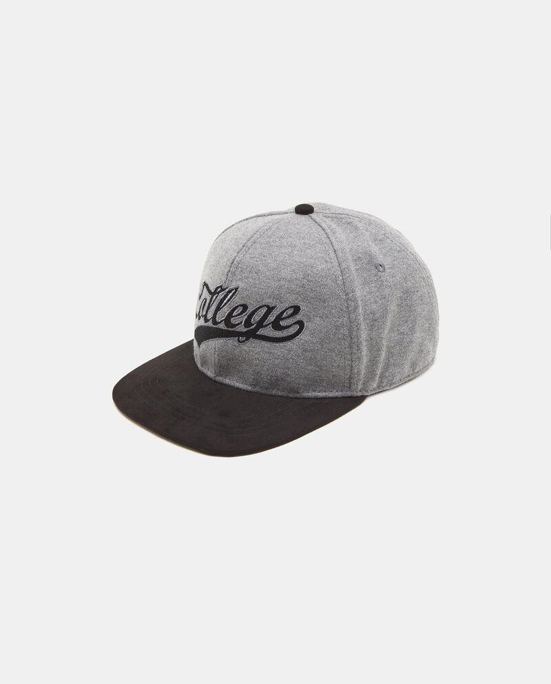 Cappellino da baseball con frontino dritto