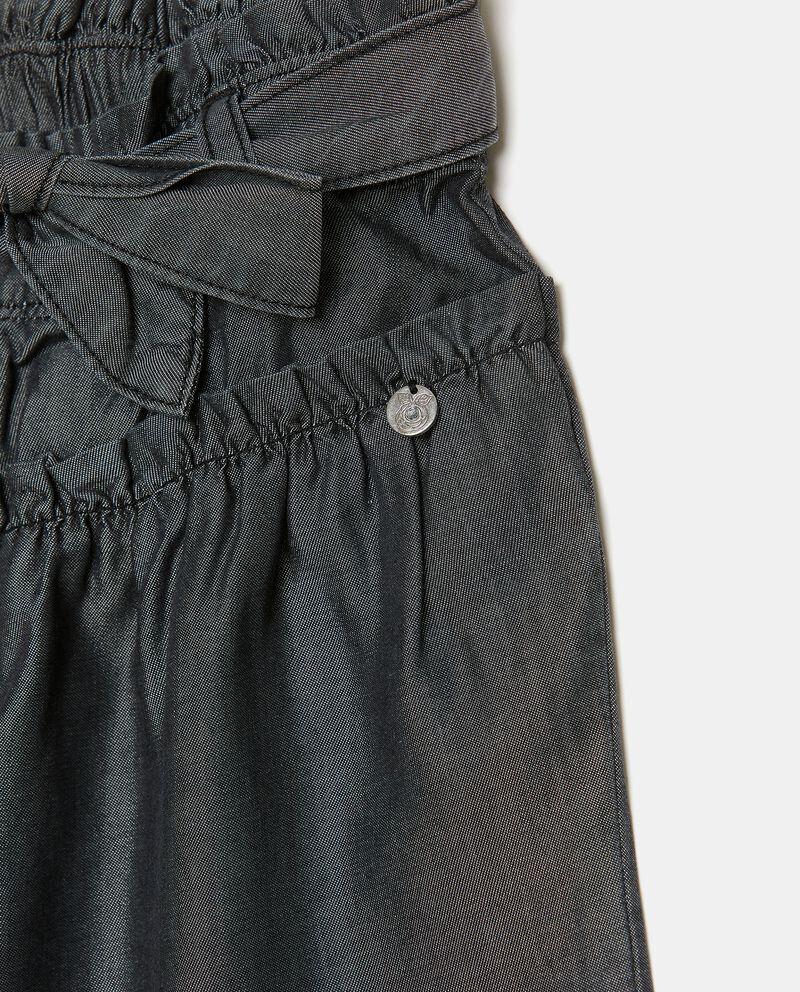 Pantaloni ampi con vita elasticizzata bambina