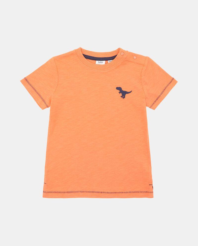T-shirt mélange puro cotone