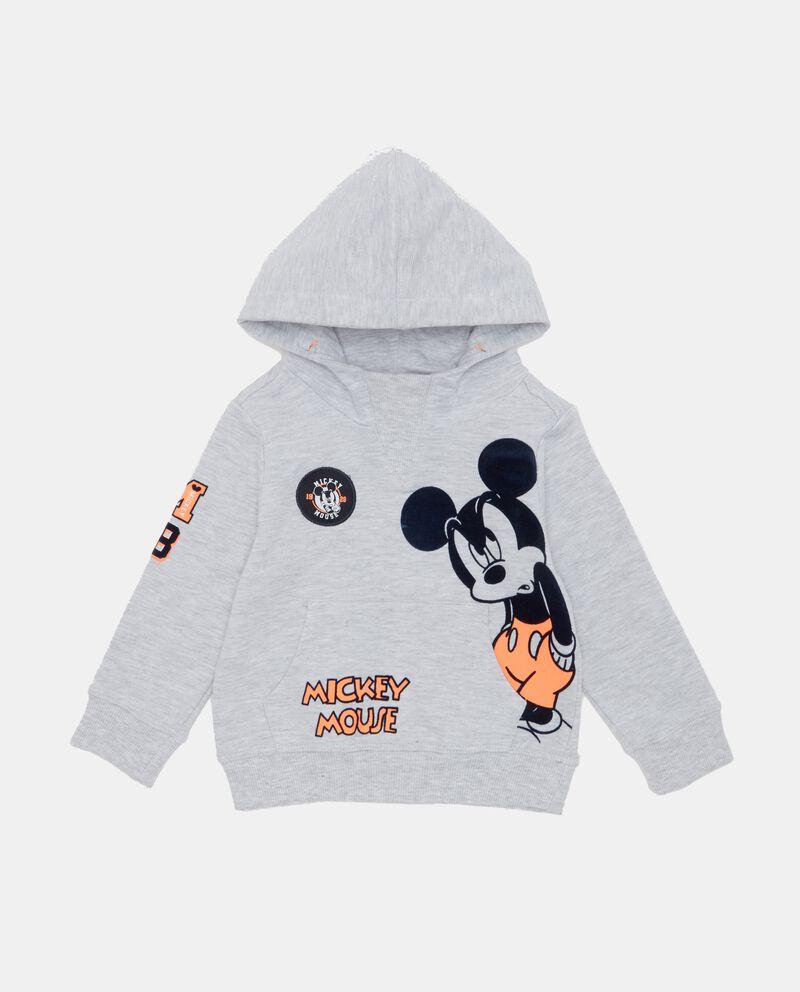 Felpa Mickey Mouse con cappuccio neonato