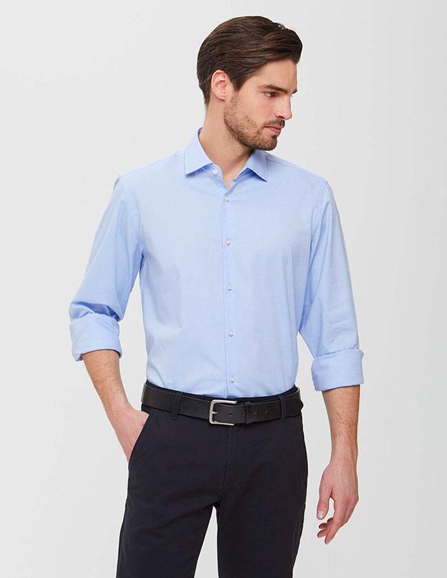 74cef1651 camicie uomo camicie uomo. moda primavera verano 2019 zara hombre
