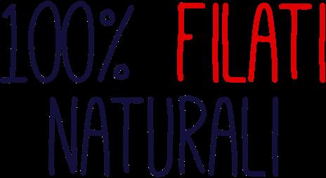 100% Filati naturali